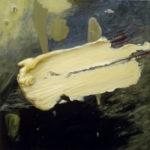 """Potworowski (Piotr Potworowski, """"Kornwalia"""", 1956), , oil on canvas, 30 x 30 cm, 2017"""